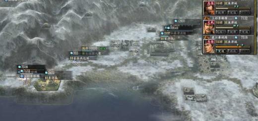 上杉家による柴田家の魚津城侵攻