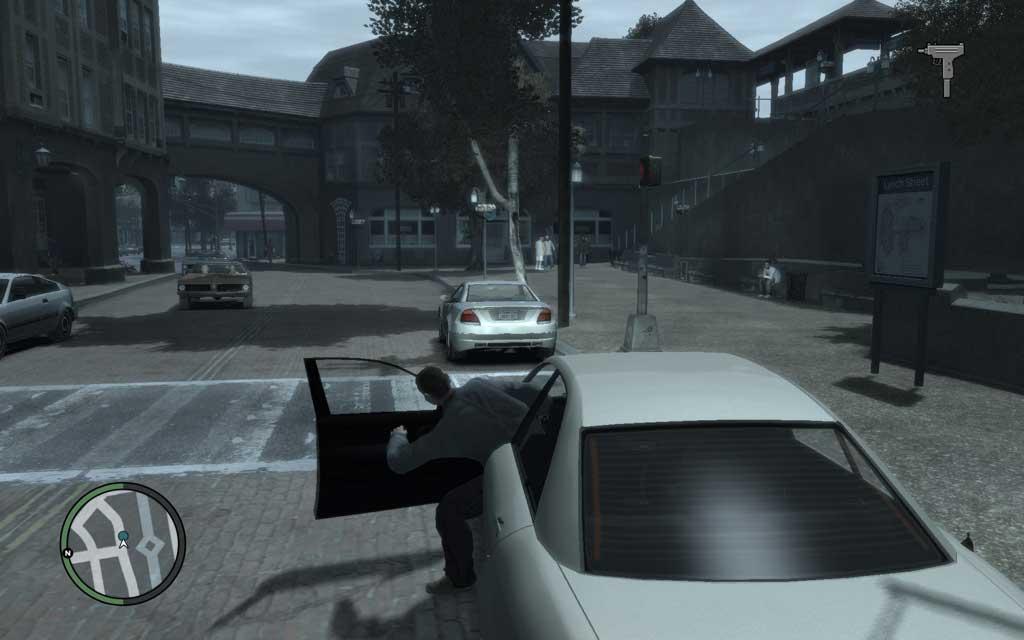 なんの躊躇いもなく駅のどまん前に駐車するような不届きな輩からは、車を没収してしまおう。