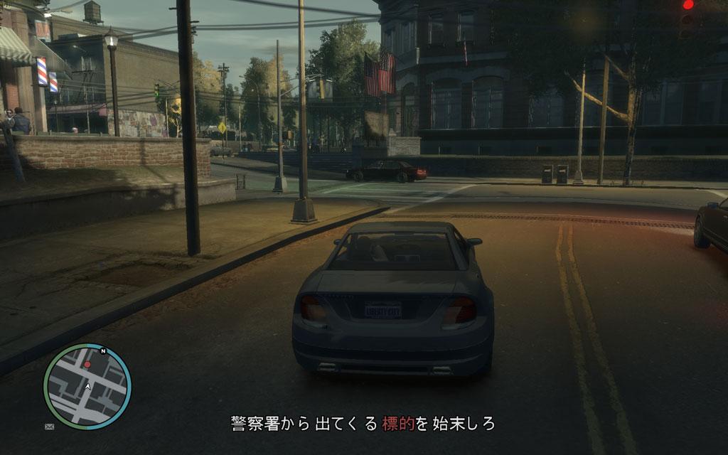 スナイピングするなら、ターゲットが警察署を出てから車に乗り込むまでの数秒でキメなければならない。
