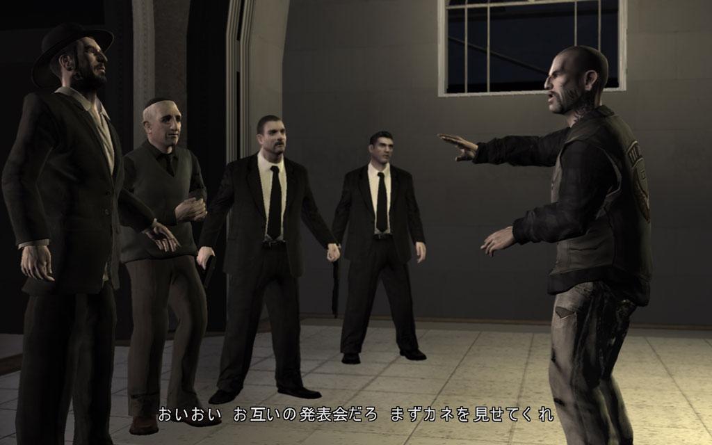 ピリピリムードでギクシャクしがちな商談も、ジョニーの仲介によりスムーズに進行。