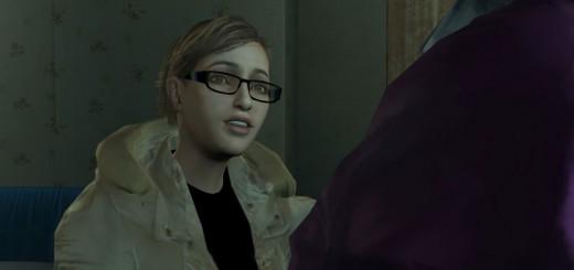 隠れ家を用意してくれたマロリー。ローマンにはもったいない彼女だ。今後、マロリーからミッションの依頼主も紹介される。仕事の世話までしてもらってサンクス。
